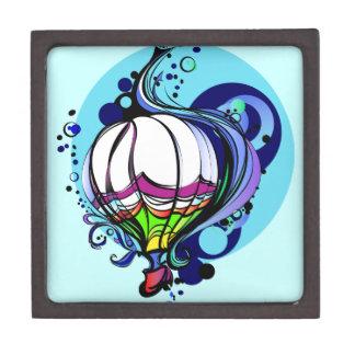 Hot Air Balloon Jewelry Box