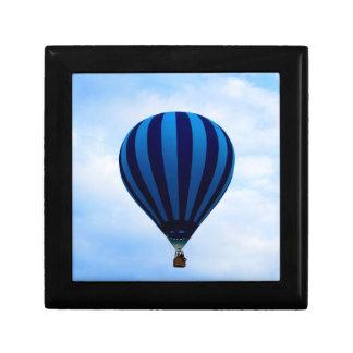 Hot Air Balloon Keepsake Box