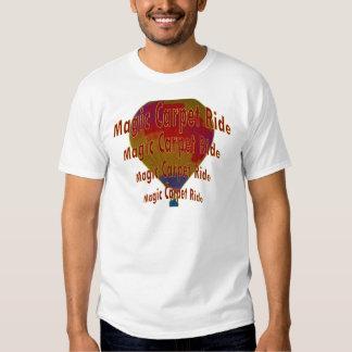 Hot air balloon - Magic Carpet Ride Shirt