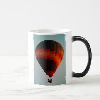 hot air balloon magic mug