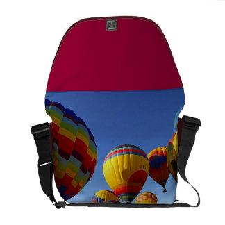 Hot Air Balloon Messenger Bag