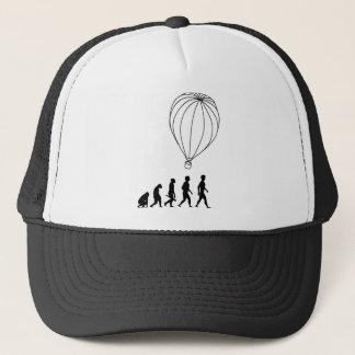 Hot-air balloon, Montgolfiere ballon Hotair Trucker Hat