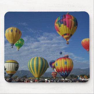 Hot Air Balloon Mousepads