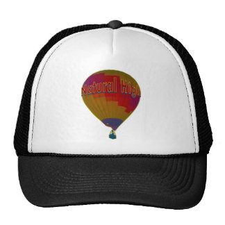 Hot air balloon - Natural High Trucker Hat