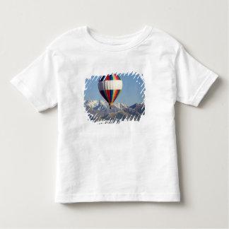 Hot-air Balloon, near Methven, Canterbury Toddler T-shirt