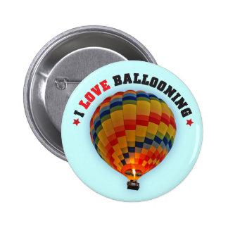 Hot Air Balloon - NM Festival Pins