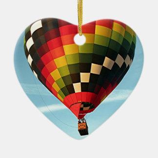 Hot air balloon, Orlando, Florida, USA 1 Ceramic Ornament