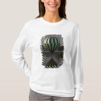 Hot air balloon over the Yakima River 2 T-Shirt