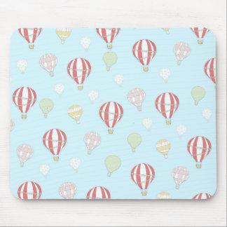 Hot Air Balloon Parade Mouse Pad