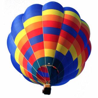 Hot Air Balloon Pin Photo Cutouts