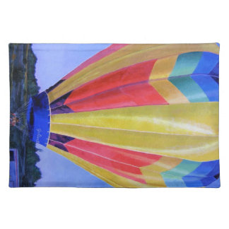 Hot Air Balloon Placemat