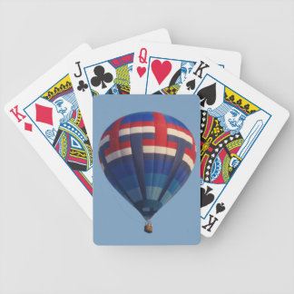 Hot Air Balloon Playing Cards Bicycle Playing Cards