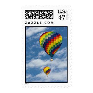 Hot Air Balloon Postage