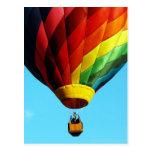 Hot Air Balloon - Postcard