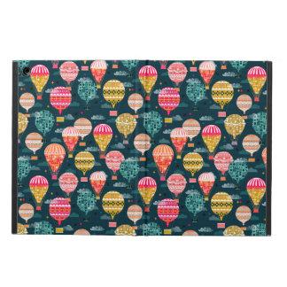Hot Air Balloon Retro Vintage / Andrea Lauren Case For iPad Air