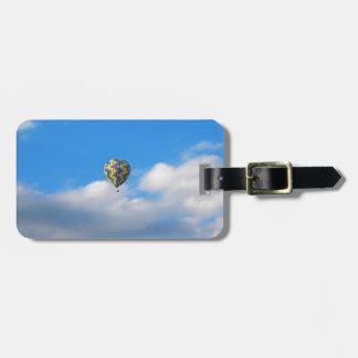 Hot Air Balloon Ride II Luggage Tag