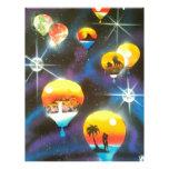 Hot Air Balloon Ride Letterhead