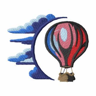 Hot Air Balloon Scene