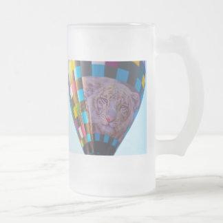 Hot Air Balloon, Snow Leopard, Olathe, Kansas Mug
