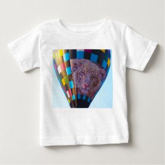 Hot Air Balloon, Snow Leopard, Olathe, Kansas Shirt