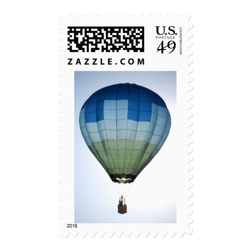 Hot Air Balloon Stamps
