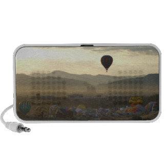 Hot Air Balloon Sunrise Speaker