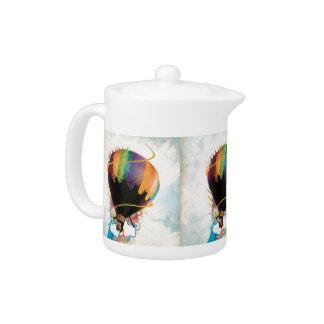 Hot Air Balloon Teapot