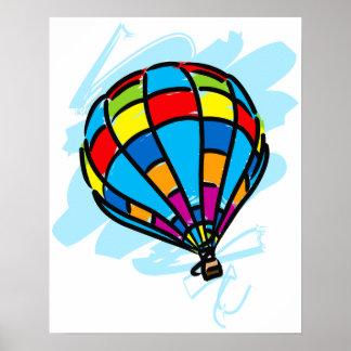 Hot_Air_Balloon_Trip Posters