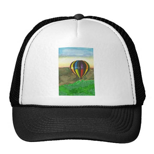 Hot Air Balloon Trucker Hat