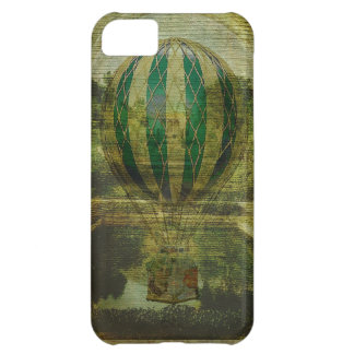 Hot Air Balloon Voyage iPhone 5C Cover