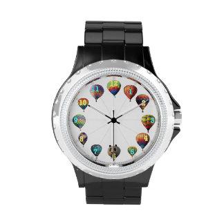 Hot Air Balloon Watch