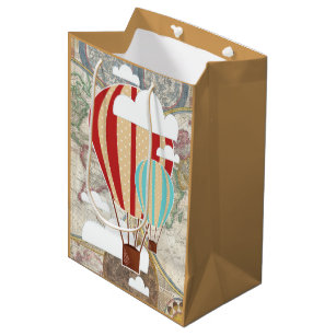 World Map Gift Bags.World Map Gift Bags Zazzle