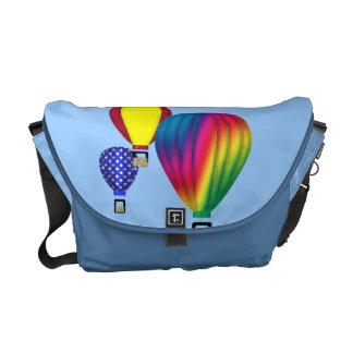 Hot Air Ballooning Courier Bag