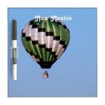 Hot Air Ballooning Dry Erase Whiteboards