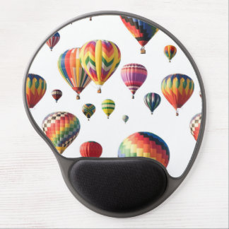 Hot-Air Ballooning Mouse Pad Gel Mouse Pad