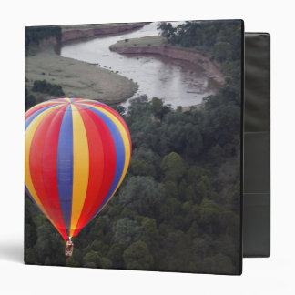 Hot-Air Ballooning over the Mara River Binder