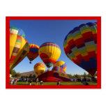 Hot Air Balloons 1 Postcard