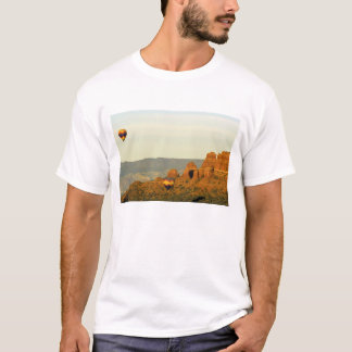 Hot Air Balloons at Sedona, Arizona, USA. T-Shirt