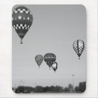 Hot Air Balloons, Balloon Fest, Olathe, Kansas 3 Mouse Pad