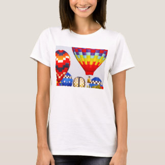 Hot Air Balloons, Balloon Fest, Olathe, Kansas T-Shirt