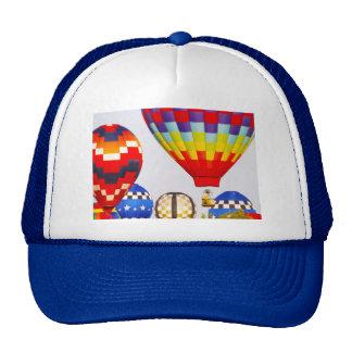 Hot Air Balloons, Balloon Fest, Olathe, Kansas Trucker Hat