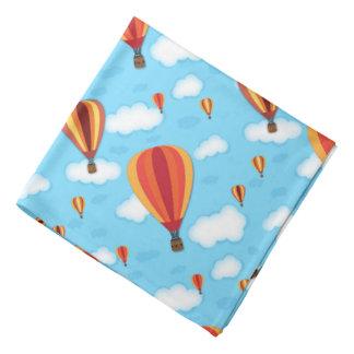 Hot Air Balloons Bandana
