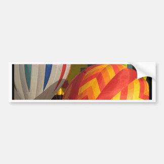Hot Air Balloons Bumper Sticker