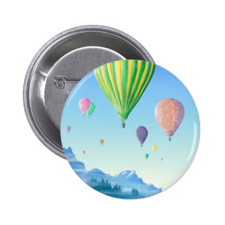 Hot Air Balloons Pins