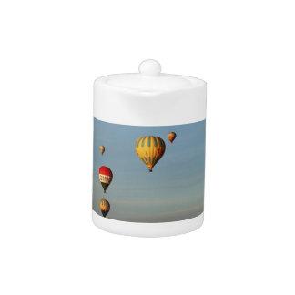 Hot Air Balloons, Cappadocia Teapot