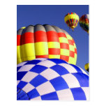 Hot Air Balloons Custom Postcard
