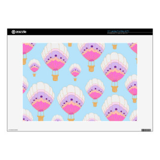 Hot Air Balloons Decals For Laptops