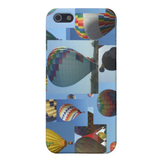 Hot Air Balloons Galore! Case For iPhone SE/5/5s