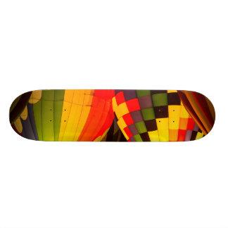 Hot Air Balloons Glow Skateboard Deck