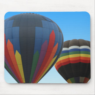 Hot Air Balloons In Flight Mousepad